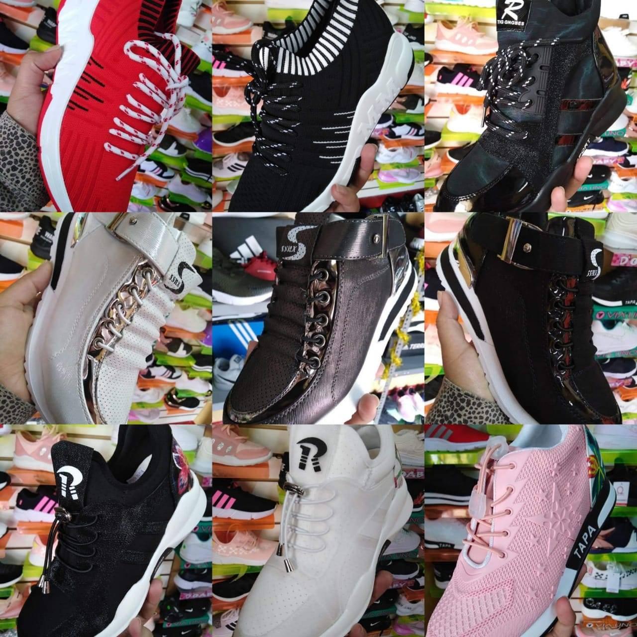 Proveedor de zapatillas importadas
