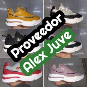 Proveedor de Zapatillas Alex Juve