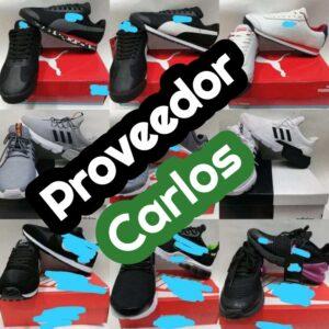 Proveedor de Zapatillas Carlos