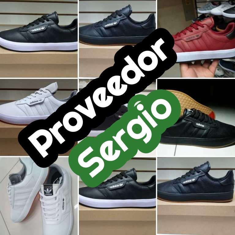 Proveedor de Zapatillas Sergio