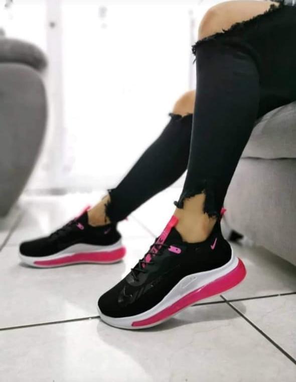 Zapatillas con capsula para damas