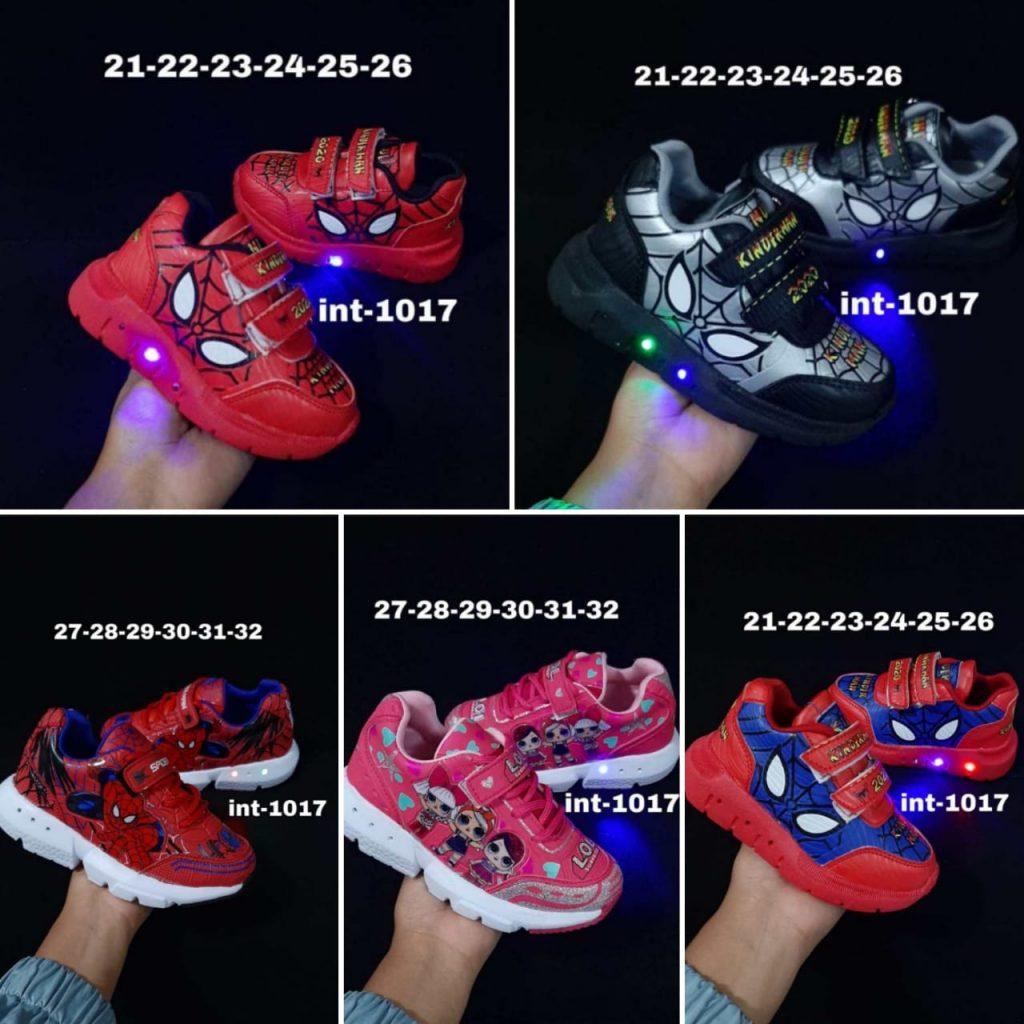 Zapatillas Superheroes niños