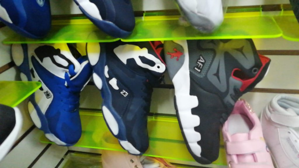 Zapatillas para Basquet Jovenes