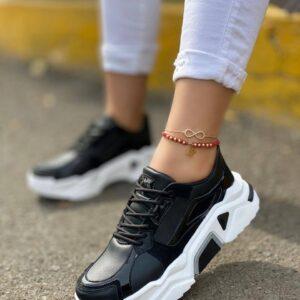 Zapatillas TR Negro