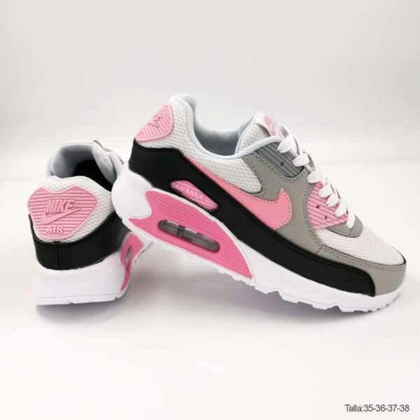 Zapatillas NK ARM blanco con rosa